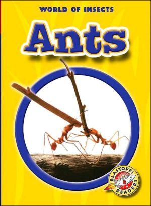 Ants book written by Emily K. Green