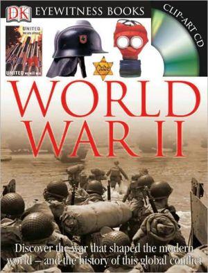 Eyewitness World War II book written by Simon Adams