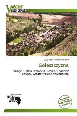 Goleszczyzna written by Ozzy Ronny Parthalan