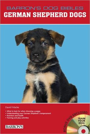 German Shepherd Dogs book written by David Fritsche