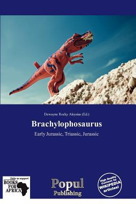 Brachylophosaurus written by Dewayne Rocky Aloysius