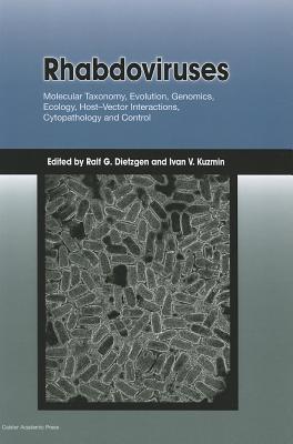 Rhabdoviruses written by Ralf G. Dietzgen