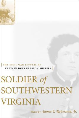 Soldier of southwestern Virginia book written by James I. Robertson