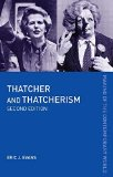 Thatcher and Thatcherism book written by Eric J. Evans