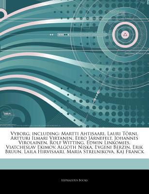 Articles on Vyborg, Including written by Hephaestus Books