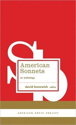 American Sonnets: An Anthology written by David Bromwich