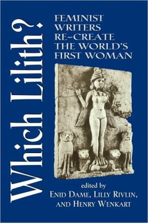 Which Lilith? book written by Lilly Rivlin