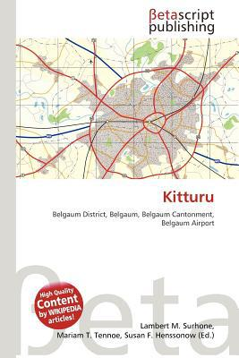 Kitturu written by Lambert M. Surhone