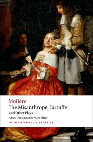 The Misanthrope and Other Plays book written by Moliere