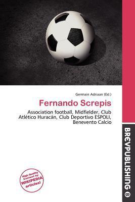 Fernando Screpis written by Germain Adriaan