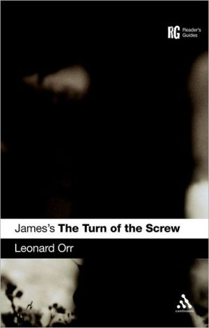 James's the Turn of the Screw book written by Leonard Orr