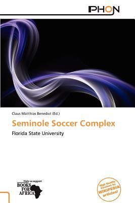 Seminole Soccer Complex written by Claus Matthias Benedict