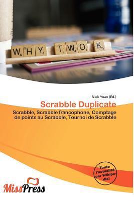 Scrabble Duplicate written by Niek Yoan