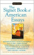 The Signet Book of American Essays book written by M. Jerry Weiss