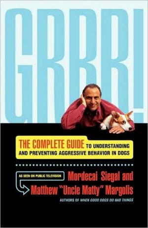 Grrr! book written by Mordecai Siegal