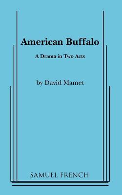 American Buffalo book written by David Mamet