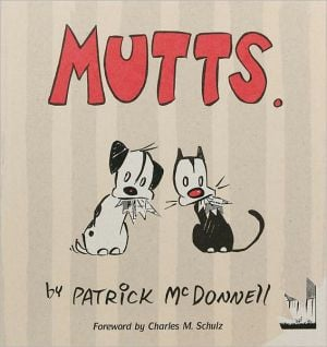Mutts book written by Patrick McDonnell