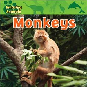 Monkeys book written by Edward S. Barnard