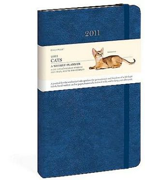 2011 Cats Daily MuseeorSched/ book written by Workman Publishing