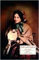 Pride and Prejudice book written by Jane Austen