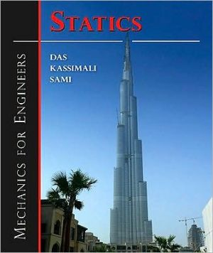 Statics book written by Braja M. Das