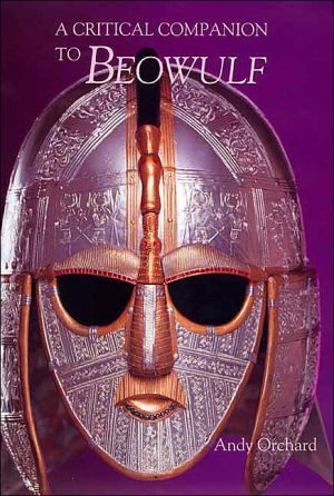 A Critical Companion to Beowulf book written by Andy Orchard