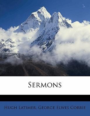 Sermons book written by Hugh Latimer