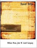 Daniel Defoe book written by William Minto