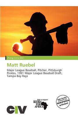 Matt Ruebel written by Zheng Cirino