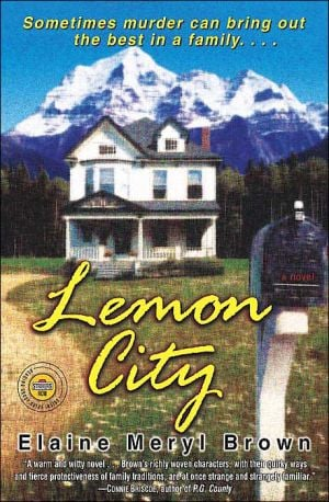 Lemon City book written by Elaine Meryl Brown