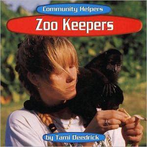 Zoo Keepers book written by Tami Deedrick