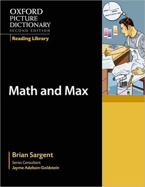Math and Max book written by Brian Sargent