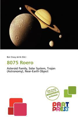 8075 Roero written by Ben Stacy Jerrik