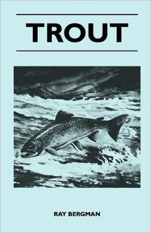 Trout book written by Ray Bergman