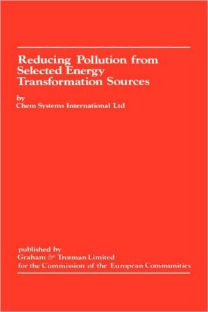 Reducing Pollution from Selected Energy Transformation Sources book written by Springer