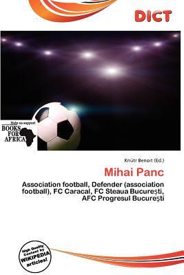 Mihai Panc written by Kn Tr Benoit