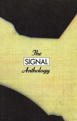 The Signal Anthology book written by Michael Harris