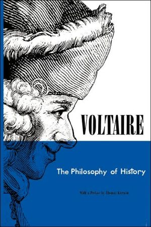 Philosophy of History book written by Voltaire