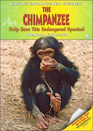 Chimpanzee: Help Save This Endangered Species! book written by Stephen Feinstein
