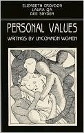 Personal Values: Writings by Uncommon Women book written by Elizabeth Croydon