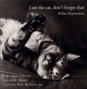 I Am the Cat, Don't Forget That: Feline Expressions book written by Valerie Shaff