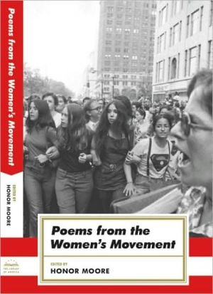 Poems from the Women's Movement written by Honor Moore