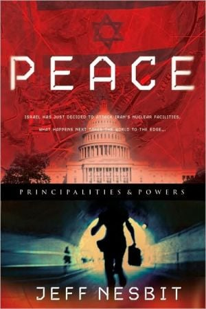 Peace book written by Jeff Nesbit