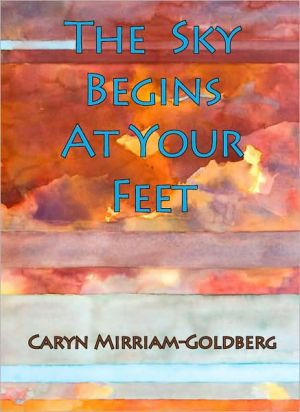 Sky Begins at Your Feet written by Caryn Mirriam-Goldberg