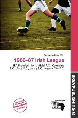 1986-87 Irish League written by Germain Adriaan