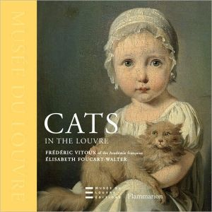 Cats in the Louvre book written by Frederic Vitoux