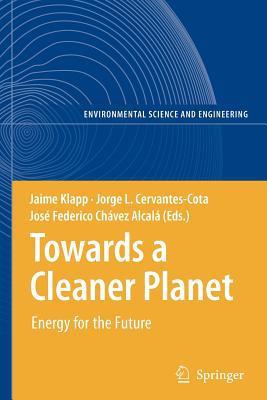 Towards a Cleaner Planet written by Jaime Klapp