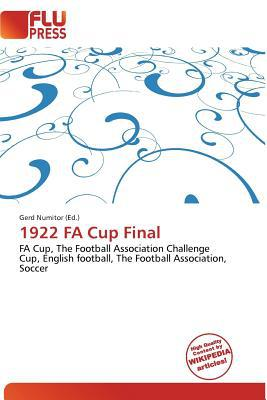 1922 Fa Cup Final written by Gerd Numitor