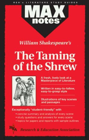 The Taming of the Shrew book written by Christopher Garcez