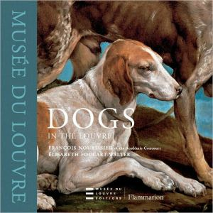 Dogs in the Louvre book written by Francois Nourissier